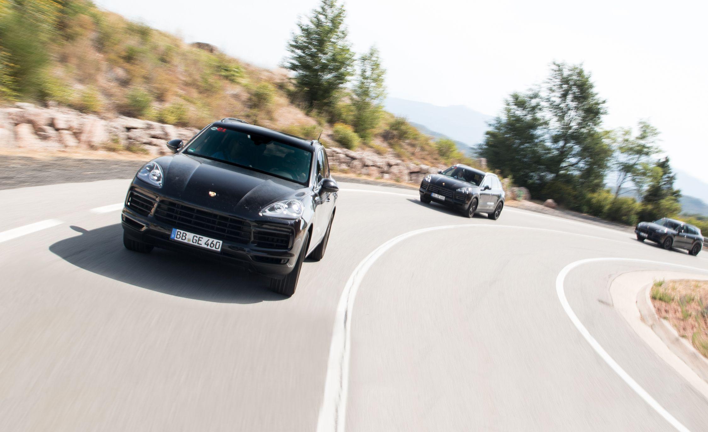 2019 Porsche Cayenne Reviews Price Photos And Specs Car Driver