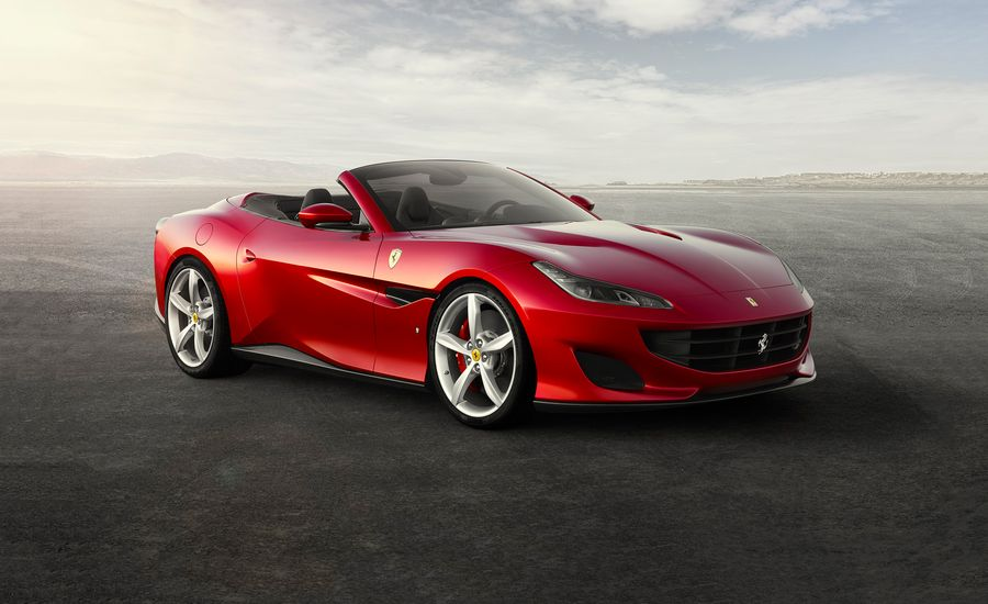 Ferrari Portofino Photos And Info News Car And Driver - Car show management software