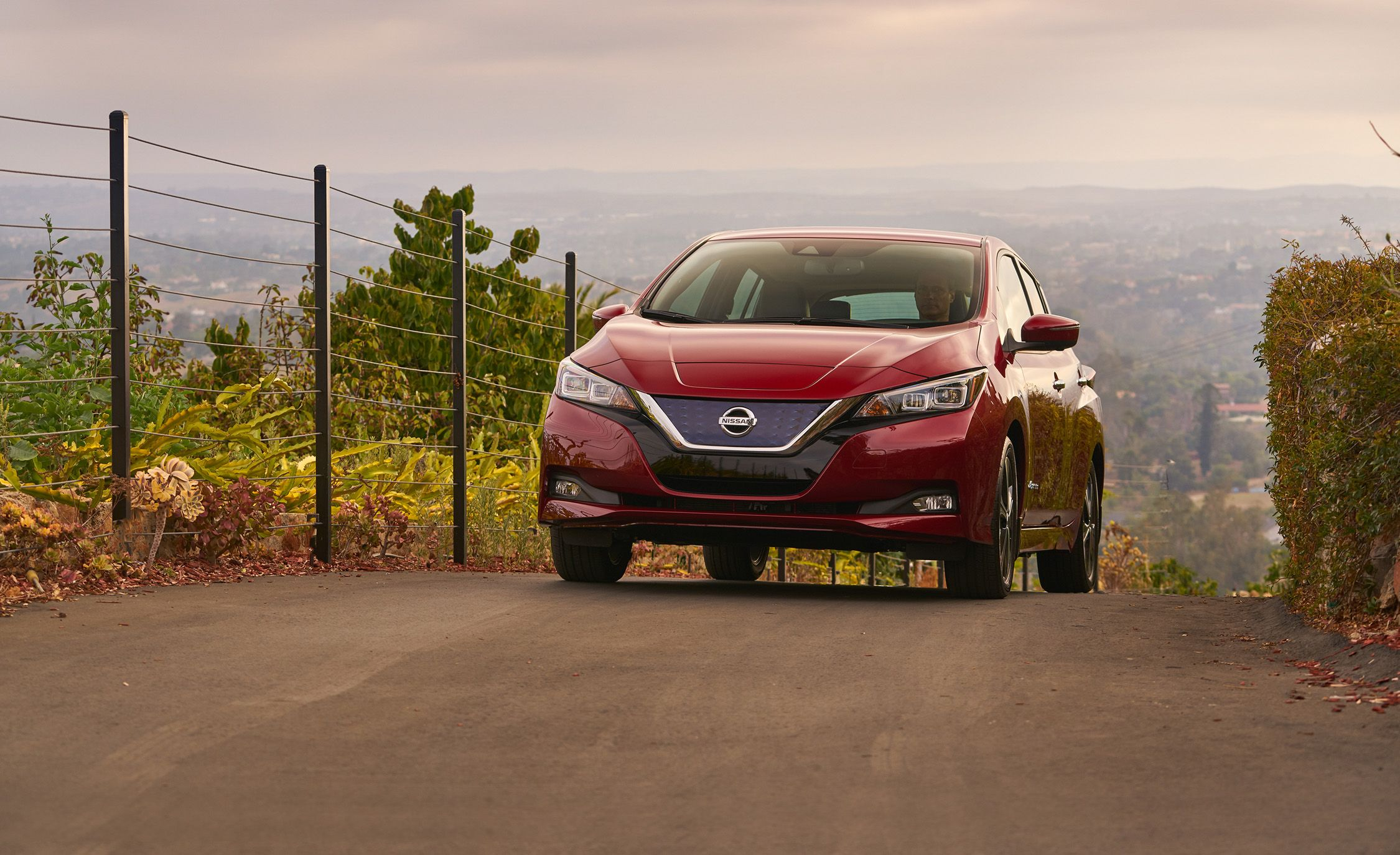 2018 Nissan Leaf: Turning Over Anew