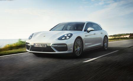 2018 Porsche Panamera Turbo S E-Hybrid Sport Turismo: A 680-HP Station Wagon!
