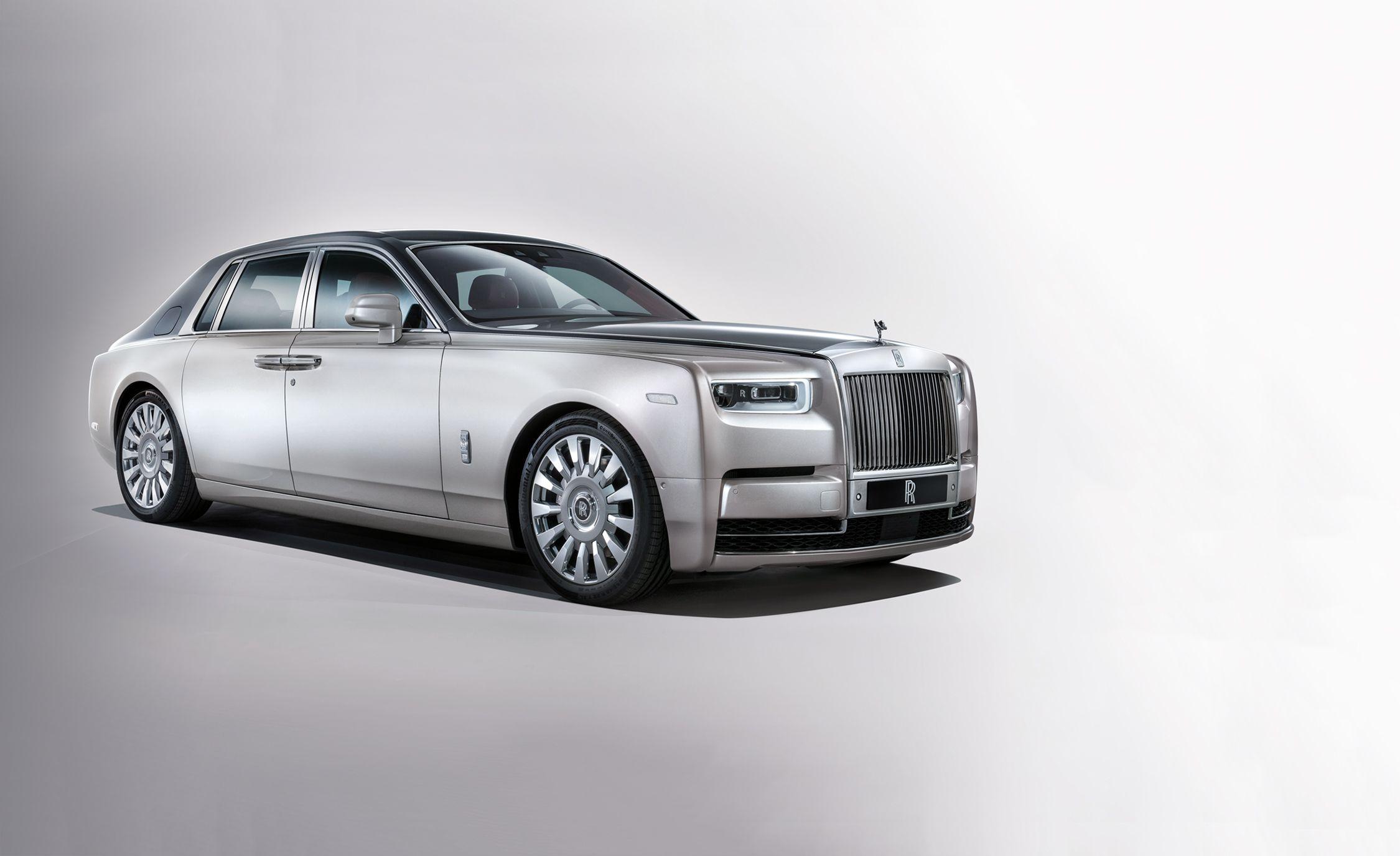 2018 Rolls-Royce Phantom: The Eighth Generation of Ultimate Luxury
