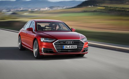 2019 Audi A8: Flagship Floats on Active Suspension