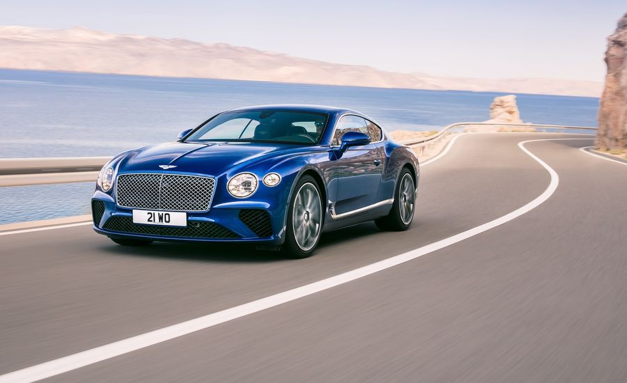 2019 Bentley Continental GT Photos and Info | News | Car and Driver