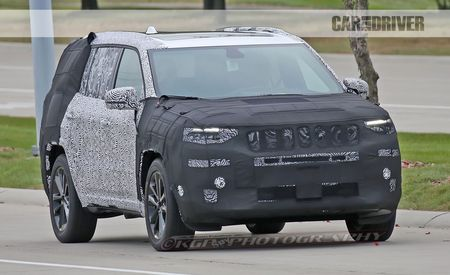 2019 Jeep Yuntu Spied: A Hybrid Halo SUV for China
