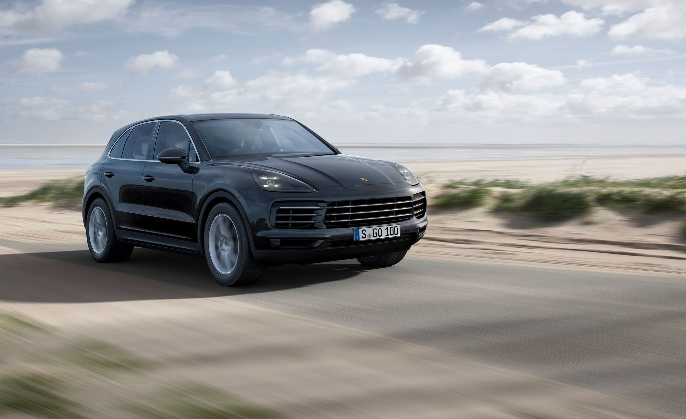 2019 Porsche Cayenne Revealed: The Porsche of SUVs, Take Three