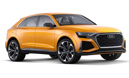 New Cars for 2018: Audi