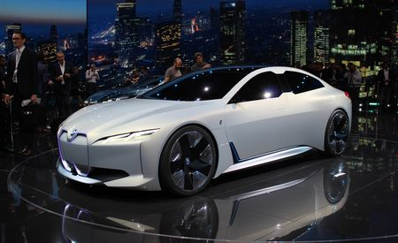 BMW i Vision Dynamics Concept: This Is the i5