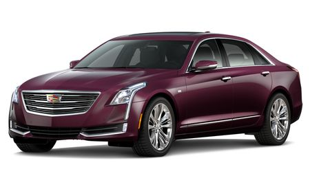New Cars for 2018: Cadillac
