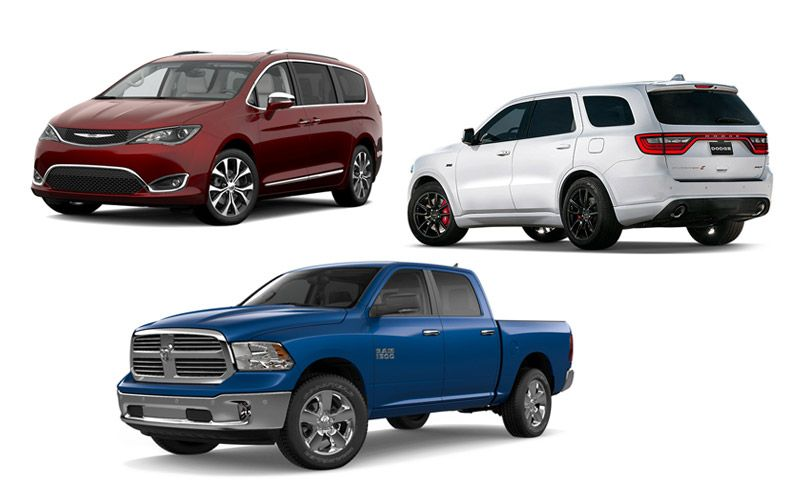 New Cars for 2018: Chrysler, Dodge, and Ram