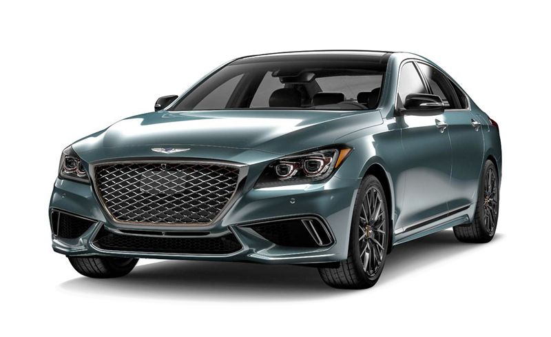 New Cars for 2018: Genesis