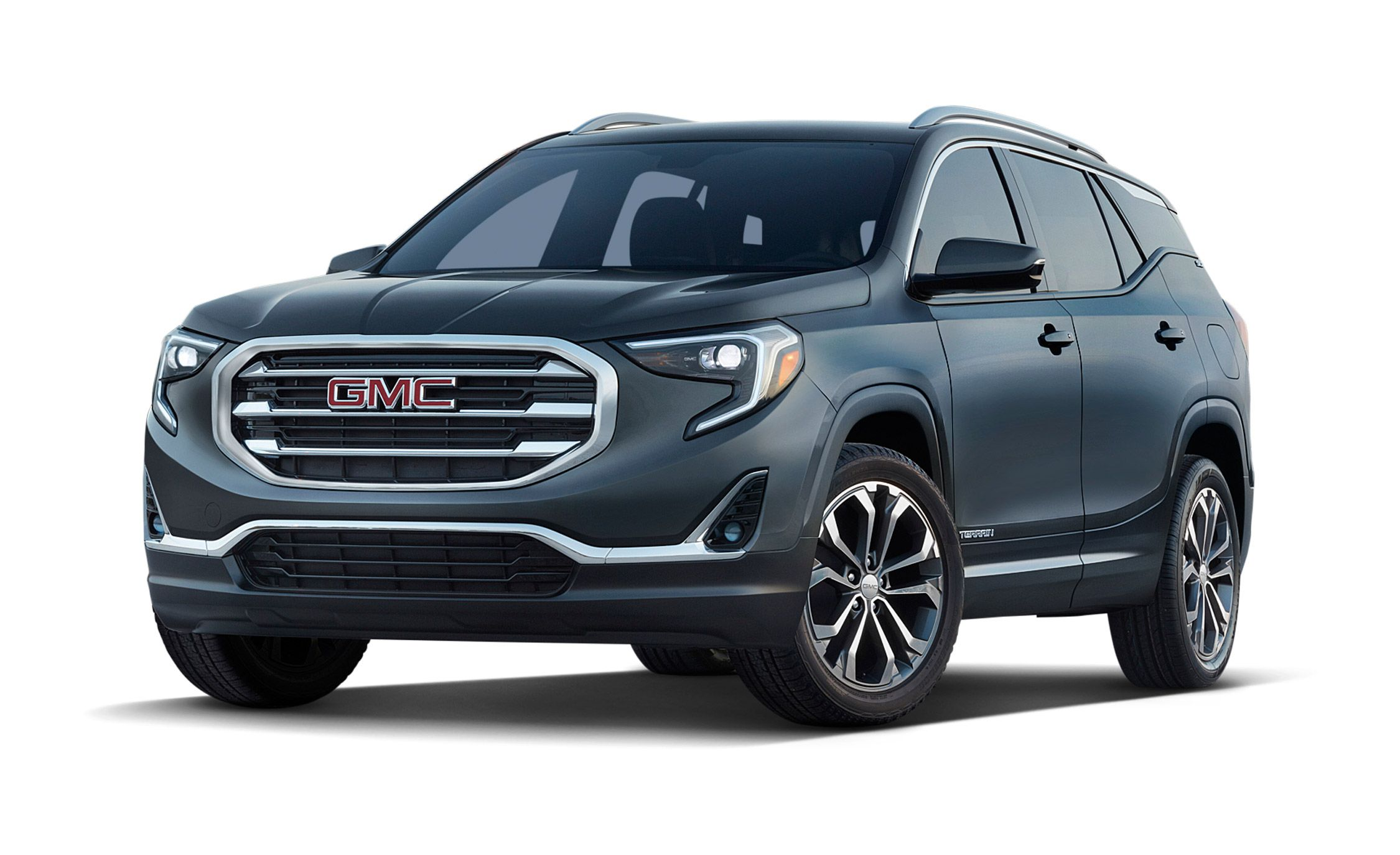 New Cars for 2018: GMC