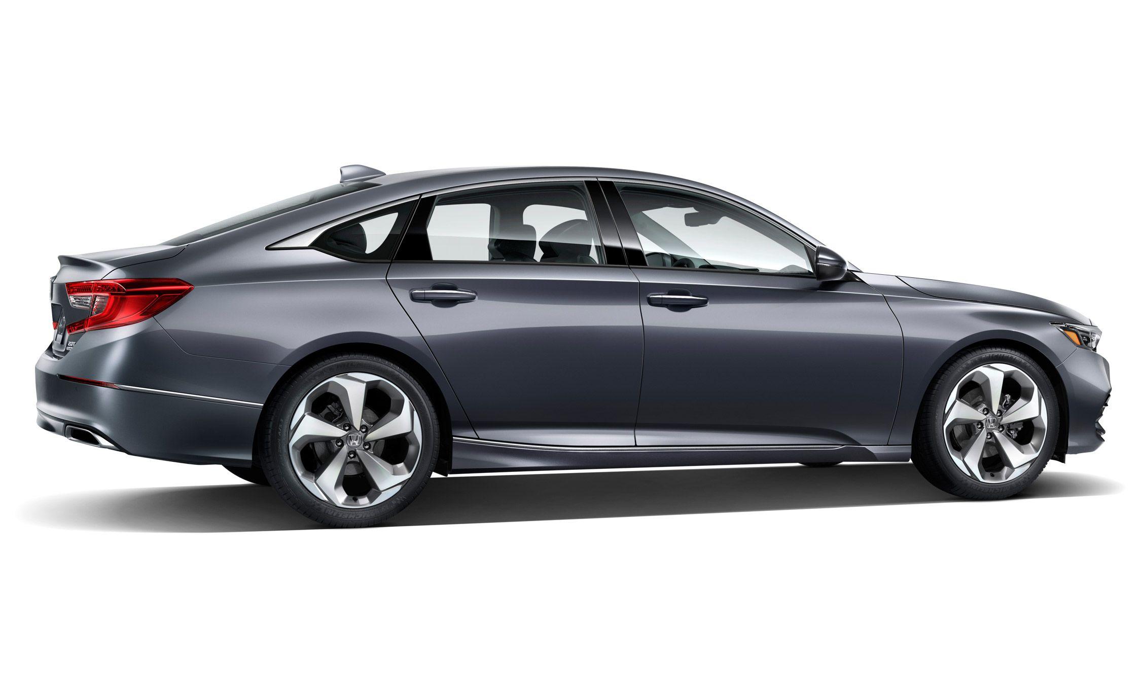 New Cars for 2018: Honda