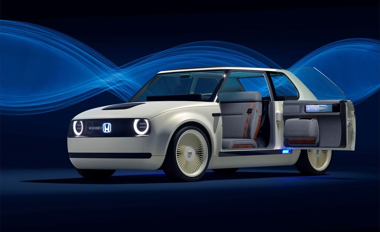 Honda Urban EV Concept: The Best or the Coolest EV?