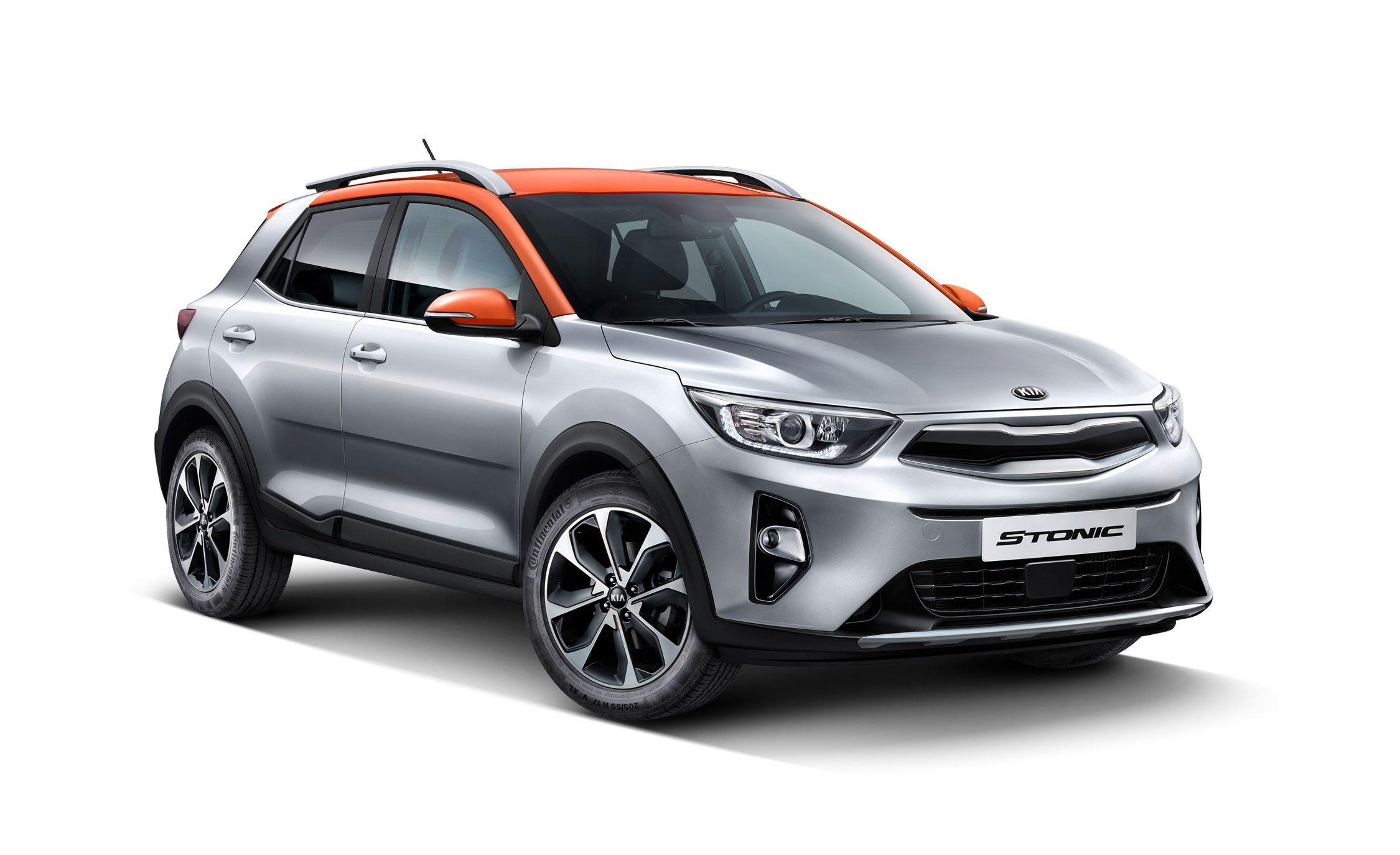 New Cars for 2018: Kia