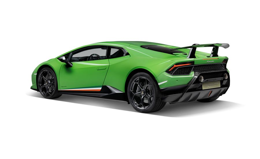 New Cars for 2018: Lamborghini