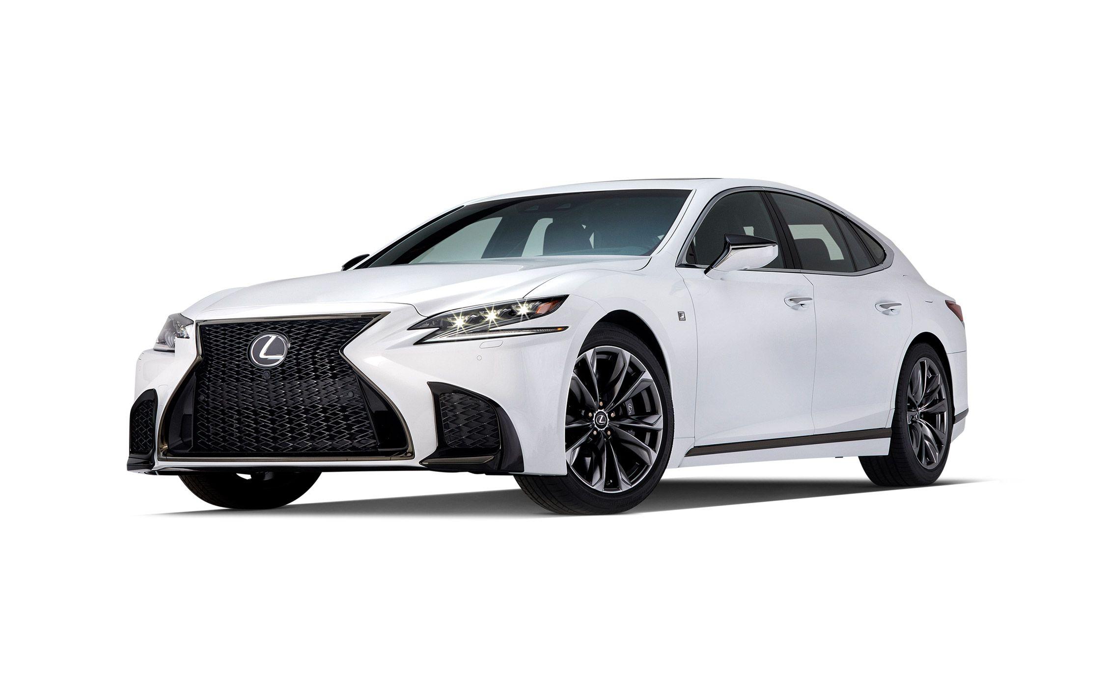 New Cars for 2018: Lexus