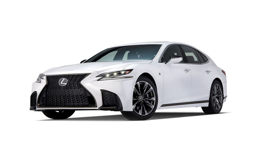 New Cars for 2018: Lexus