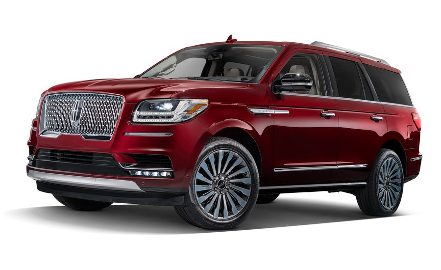 New Cars for 2018: Lincoln
