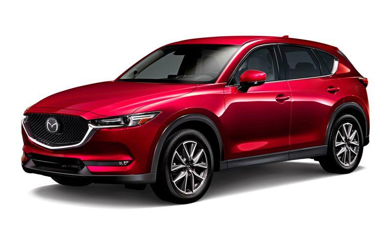 New Cars for 2018: Mazda
