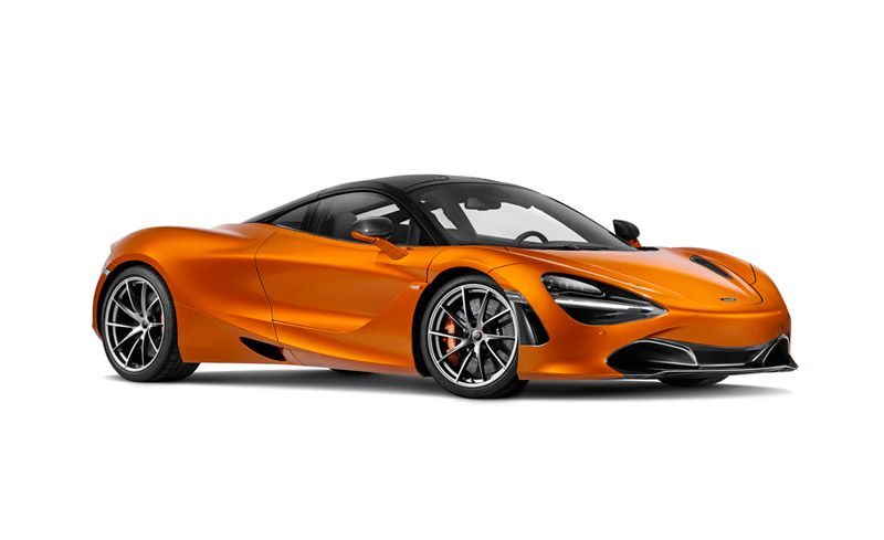 New Cars for 2018: McLaren