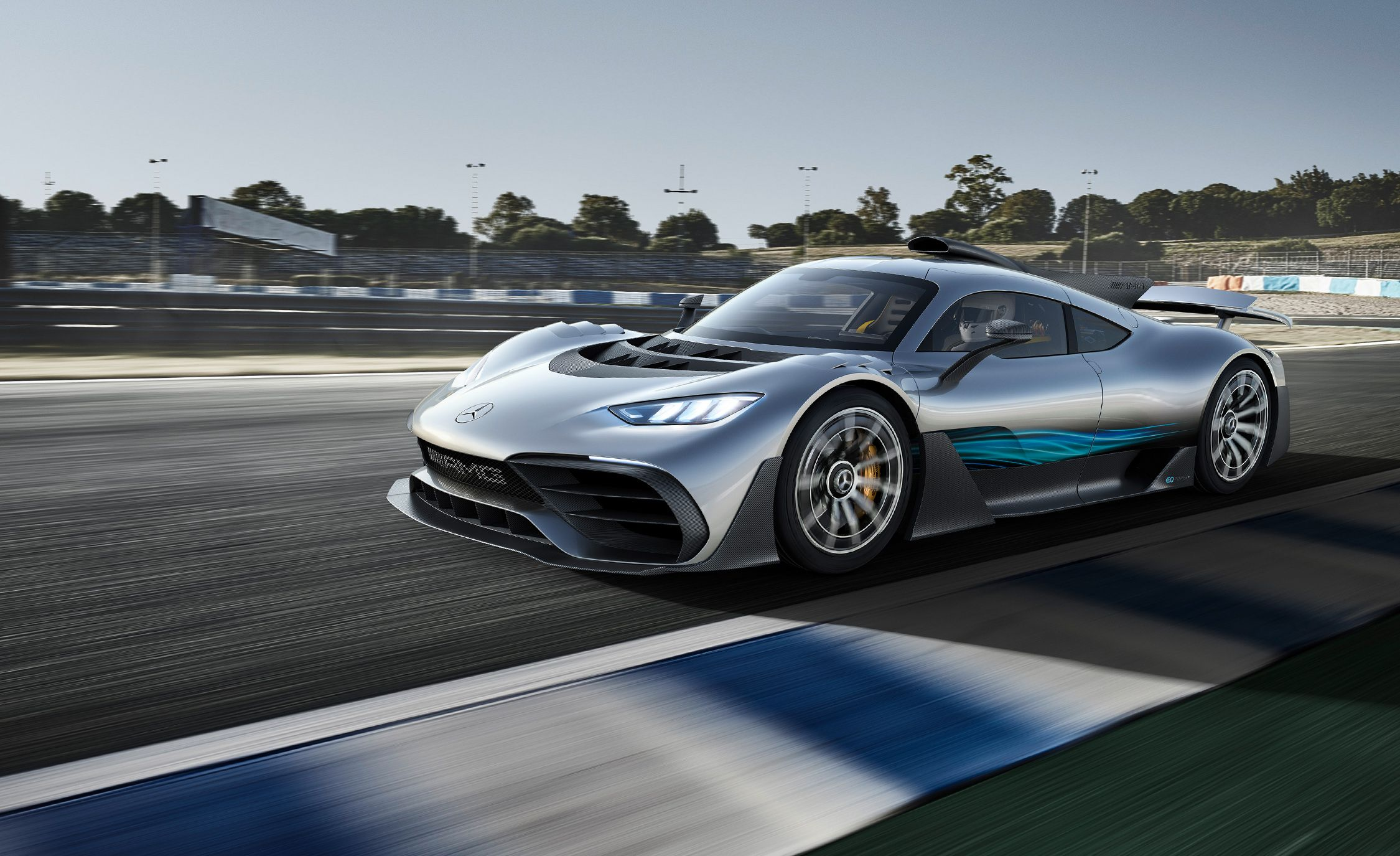 Wonderful Mercedes AMG Project One