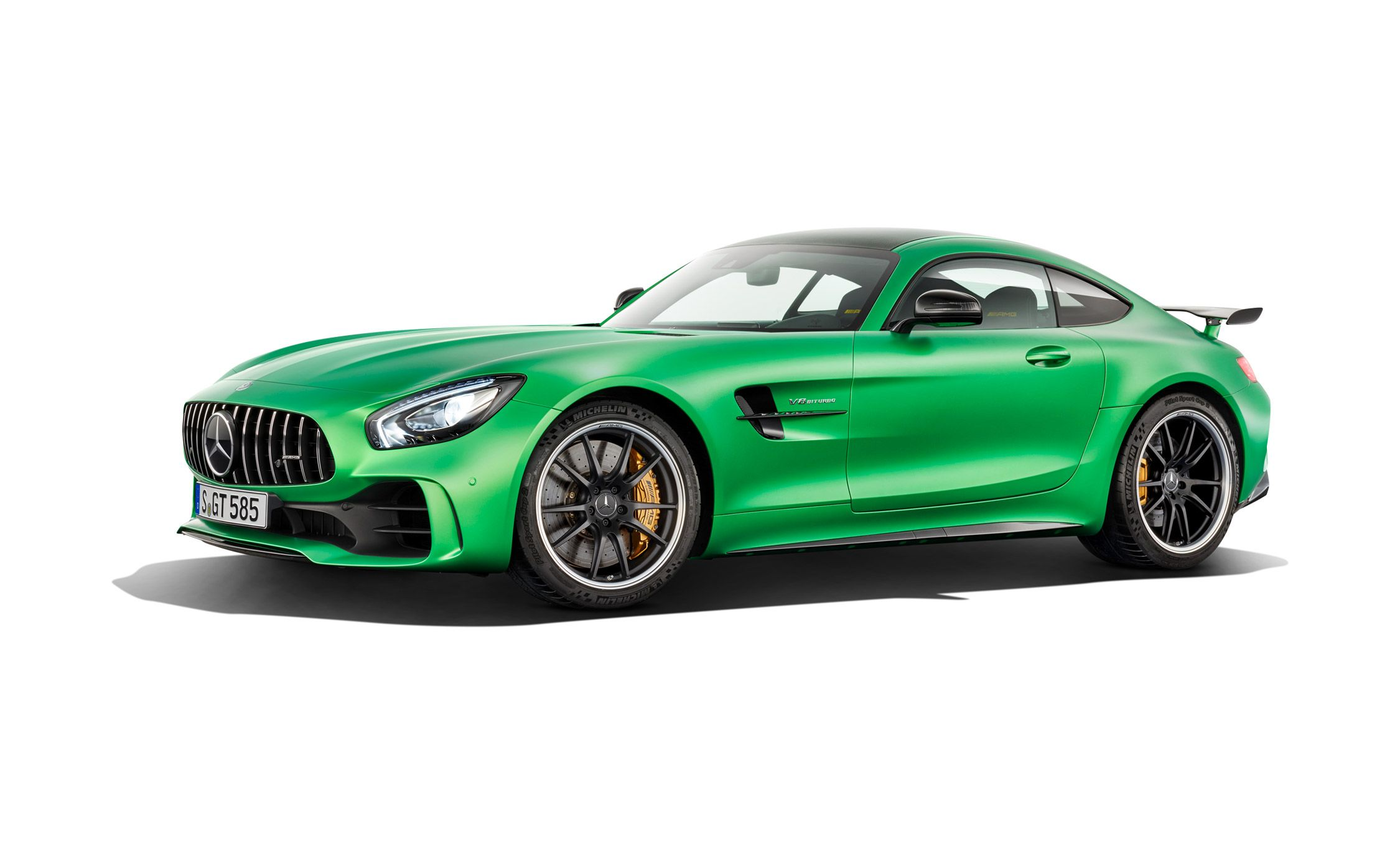 New Cars For 2018: Mercedes Benz
