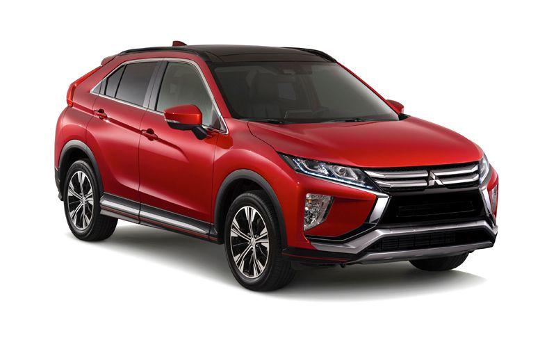 New Cars for 2018: Mitsubishi