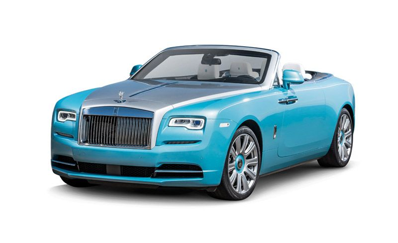 New Cars for 2018: Rolls-Royce