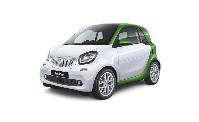 New Cars for 2018: Smart