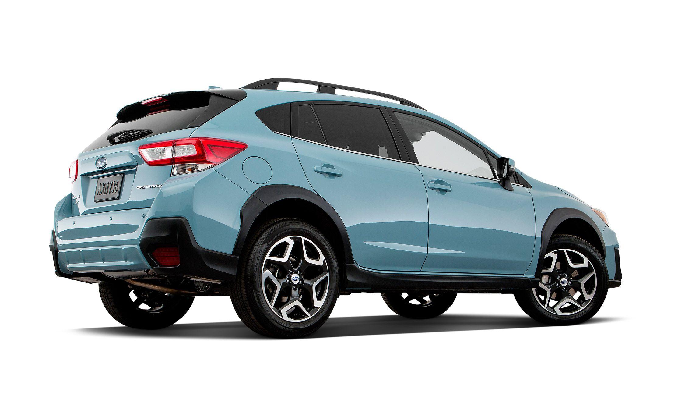 New Cars for 2018: Subaru