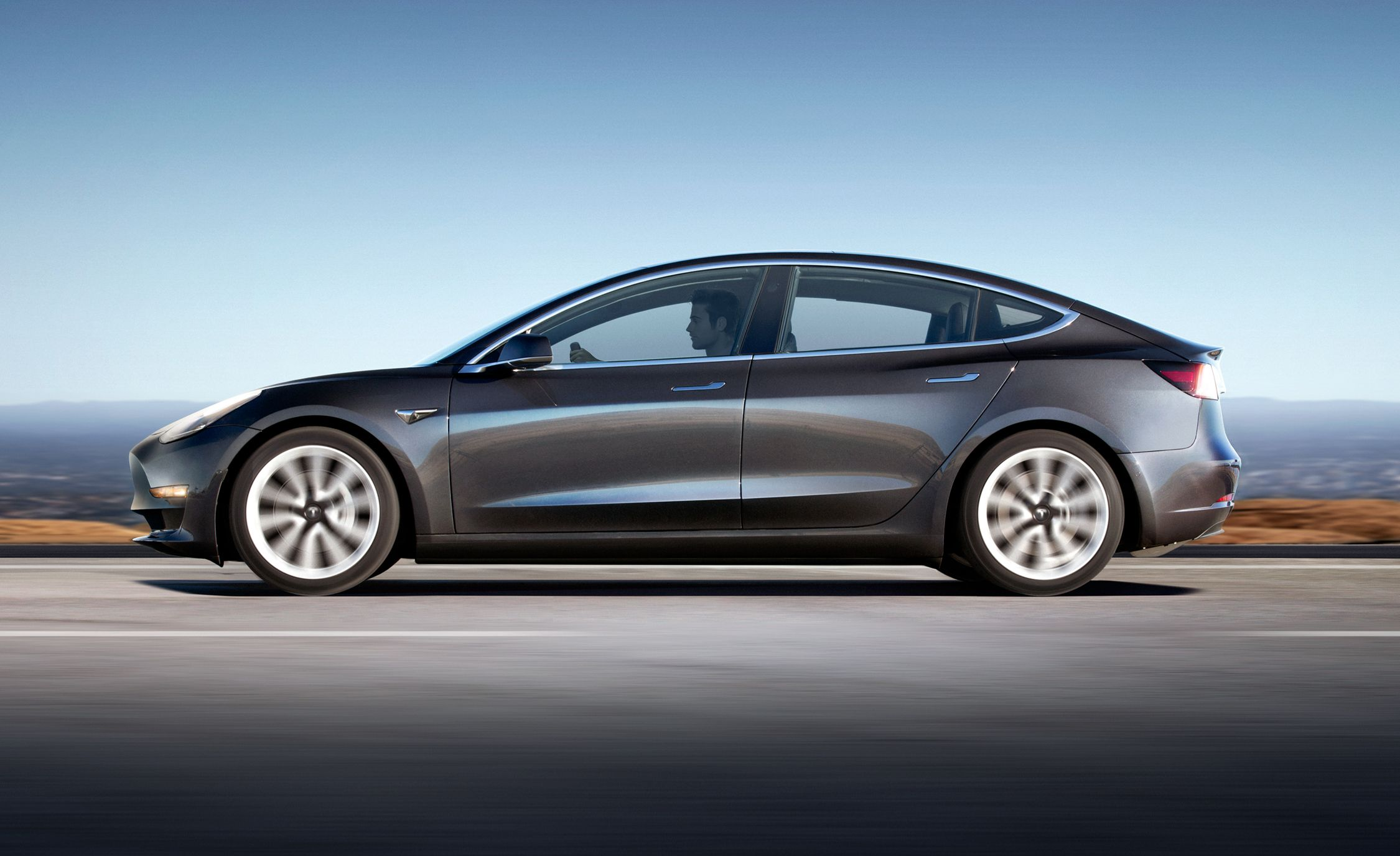 2017 Tesla Model 3: Everything We Know