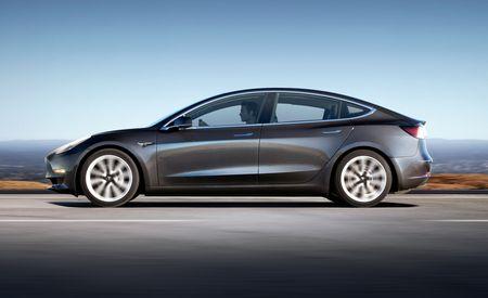 2017 Tesla Model 3: Everything We Know