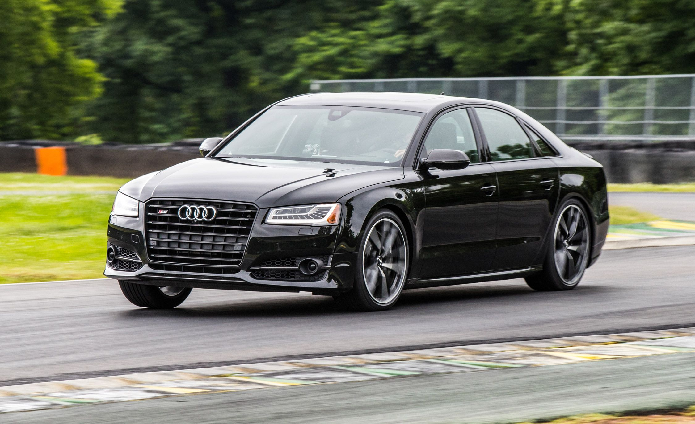 2018 Audi S8 Reviews Audi S8 Price Photos And Specs Car And Driver