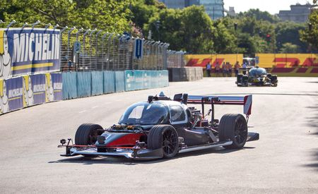 I'm Warming to Electric Race Cars, But Autonomous Racing Makes No Sense