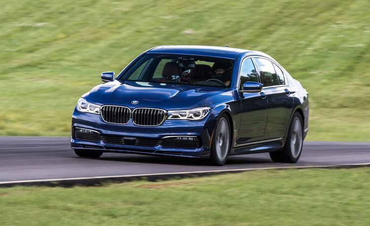 Lightning Lap 2017: BMW Alpina B7 xDrive