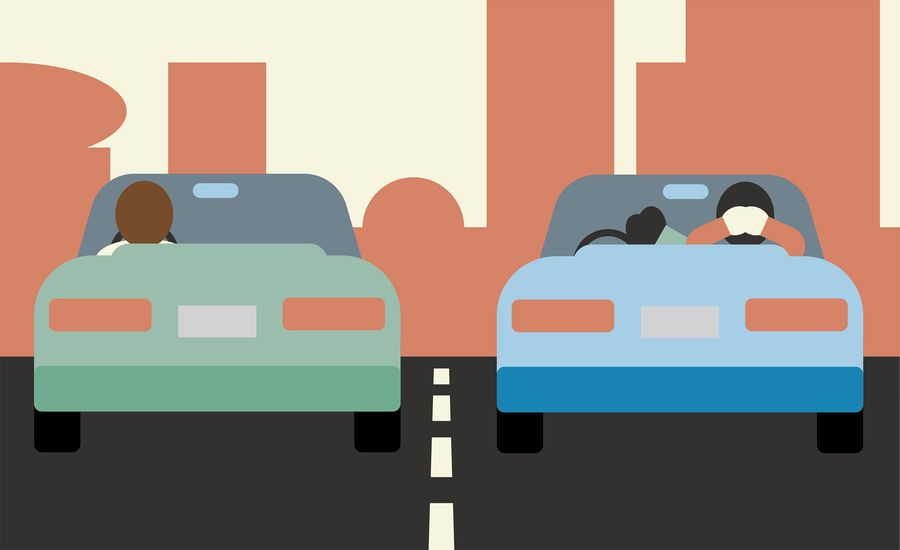 Can Semi-Automated and Fully Automated Cars Coexist?
