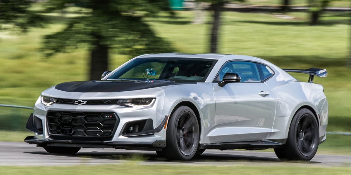 Camaro Zl1 For Sale >> Chevrolet Camaro ZL1 1LE at Lightning Lap 2017 | Feature | Car and Driver