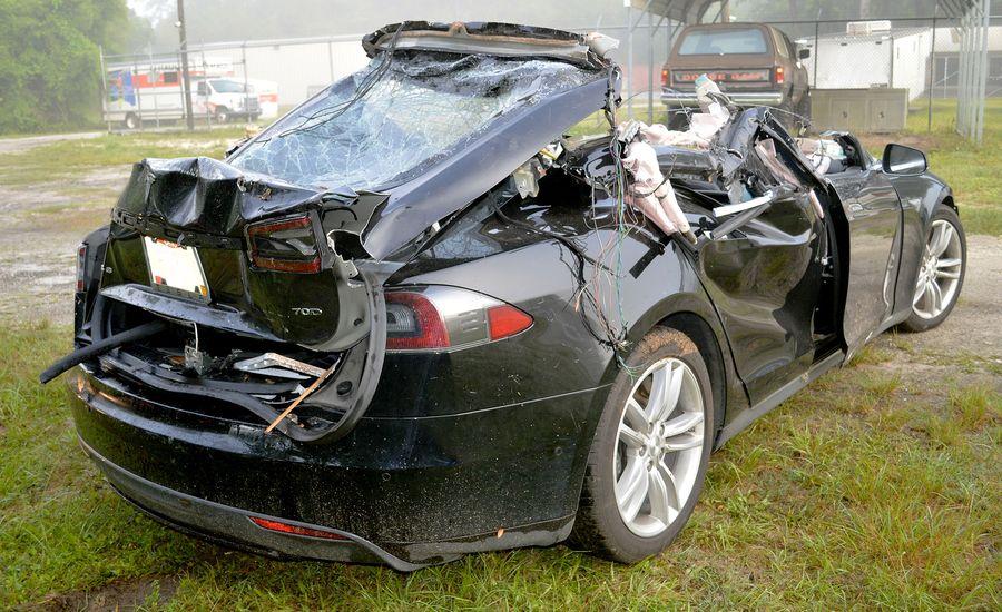 Does Tesla's Autopilot Reduce Crashes?