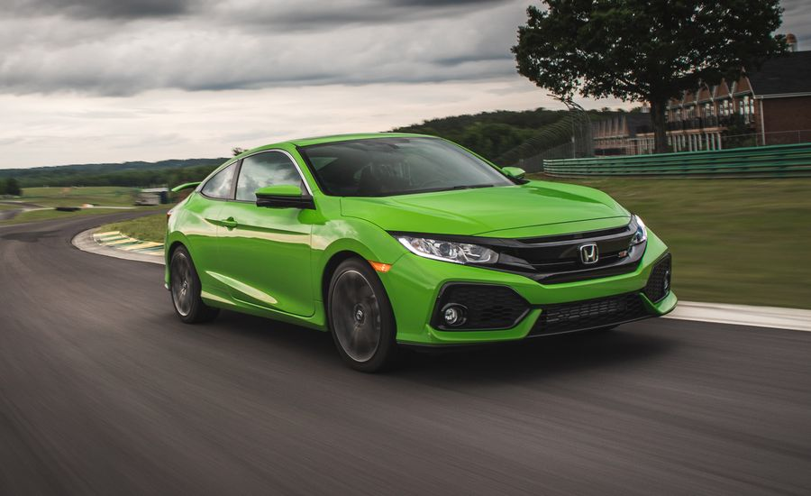Lightning Lap 2017: Honda Civic Si