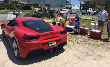 Shock and Awe: I Spent a Few Days with a Ferrari 488GTB and Dodge Charger Pursuit