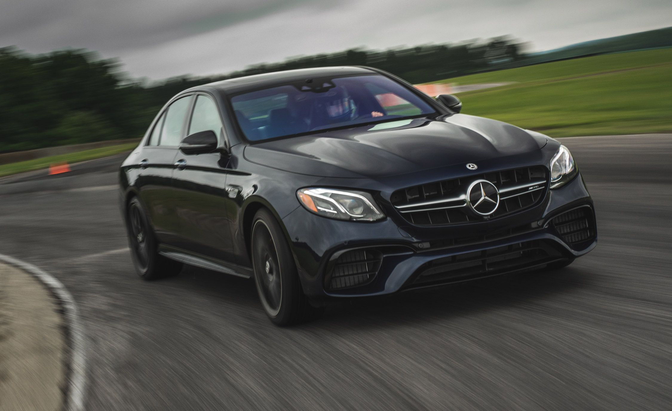 2018 Mercedes AMG E63 S Wagon Test Review