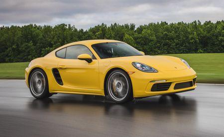 Lightning Lap 2017: Porsche 718 Cayman S