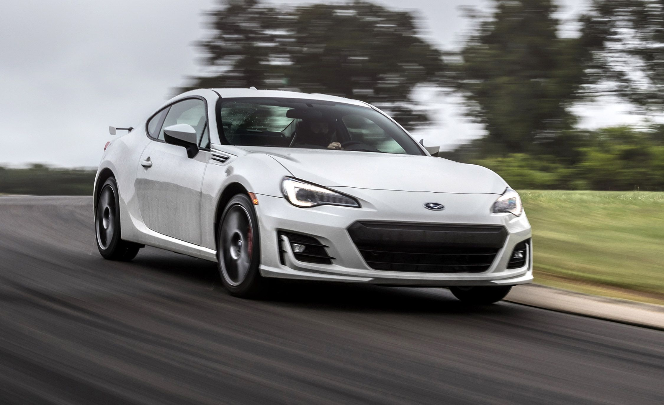 Lightning Lap 2017: Subaru BRZ Performance Package