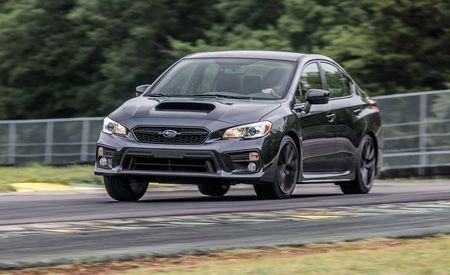 Lightning Lap 2017: Subaru WRX Performance Package