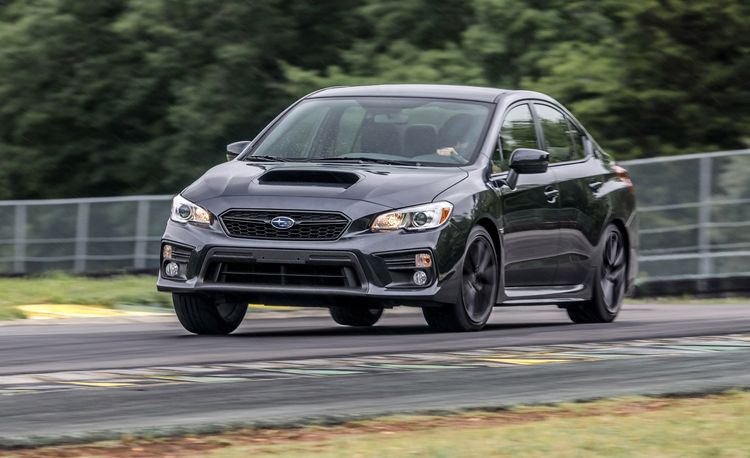 Lightning Lap 2017: Subaru WRX Performance Package