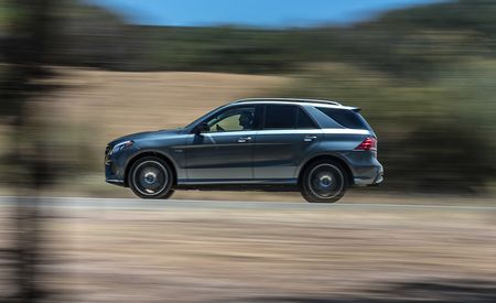 2017 Mercedes-AMG GLE43 4MATIC