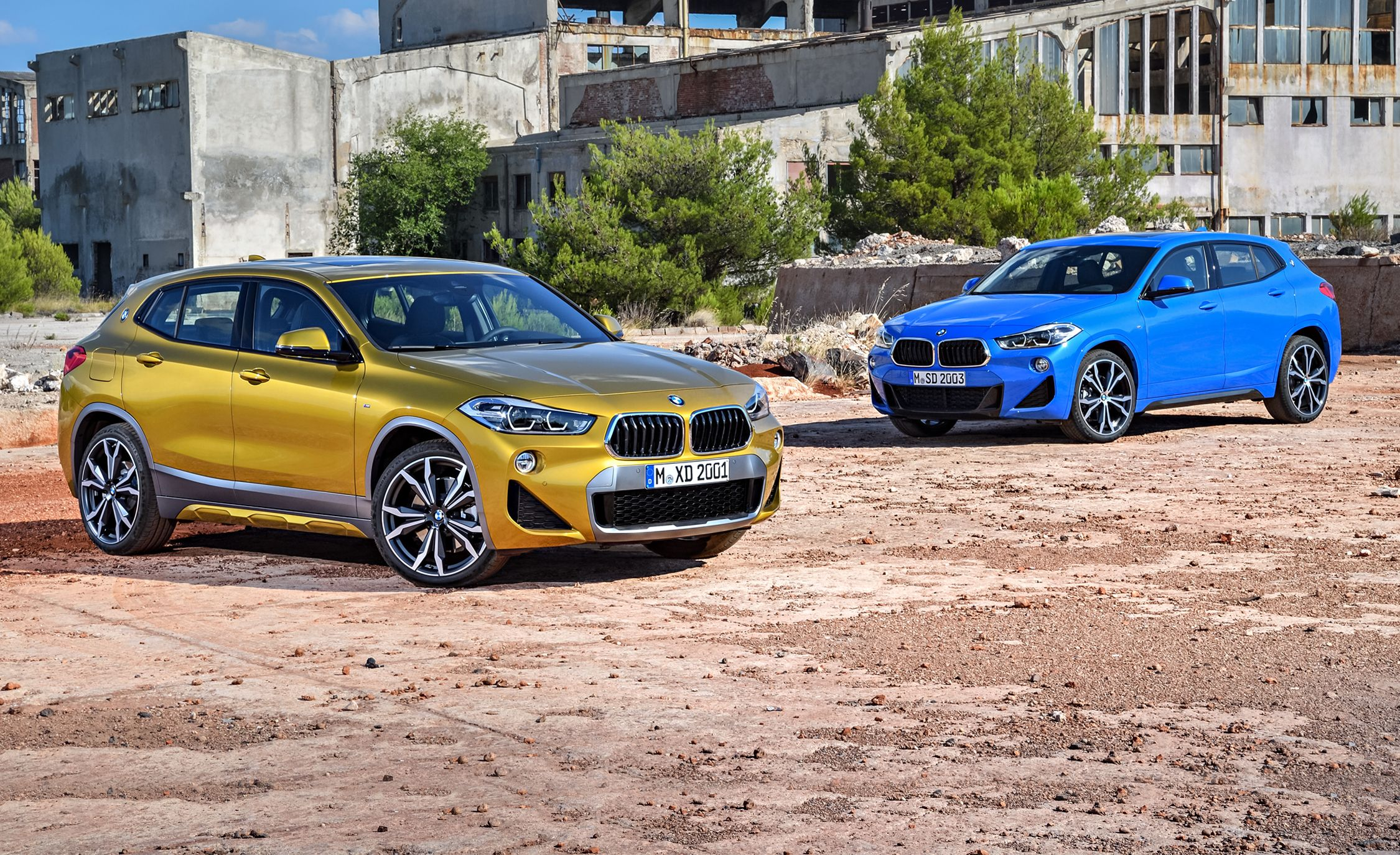 2018 Bmw X2 Photos And Info News Car And Driver