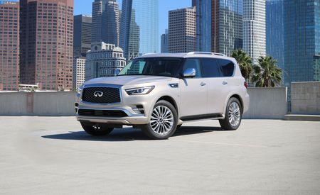 2018 Infiniti QX80 Revealed: Second Time's the Charm for This Giant SUV