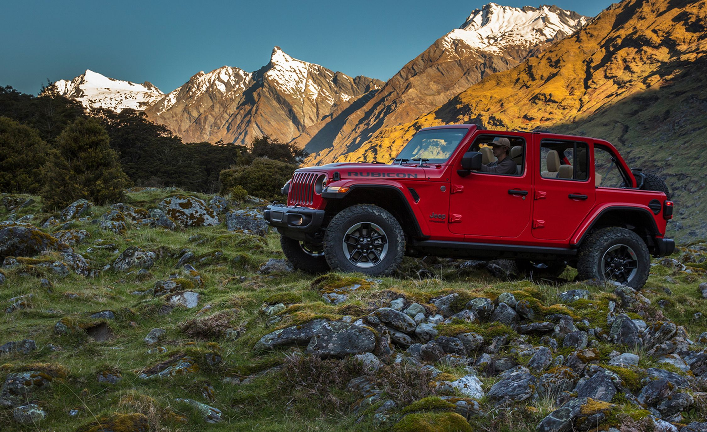 2018 Jeep Wrangler: An All-New Version of an Icon!