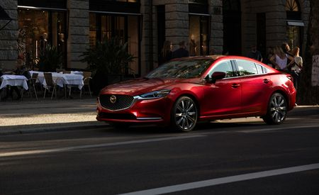 2018 Mazda 6 Redo Includes Turbocharged Engine